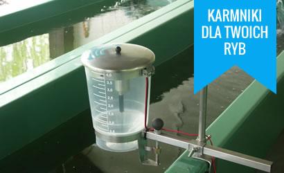 karmniki dla ryb